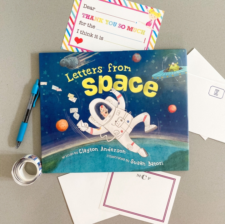 Letters from Space by ClaytonAnderson