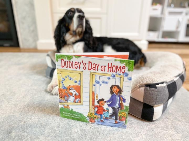 Dudley's Day at Home by Karen KaufmanOrloff