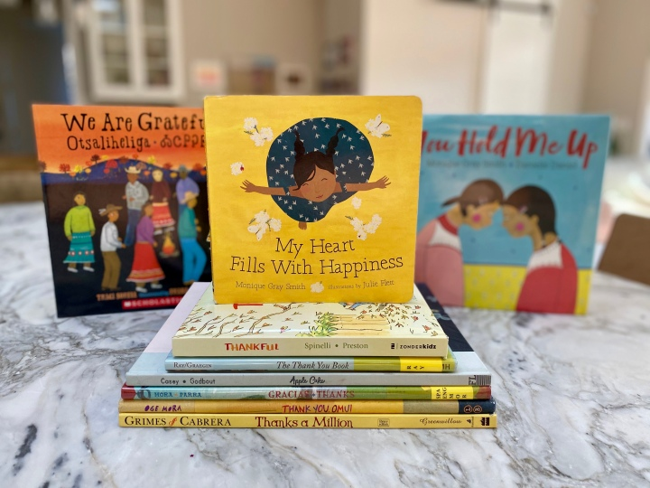 20+ Terrific Thankfulness and Gratitude Picture Books