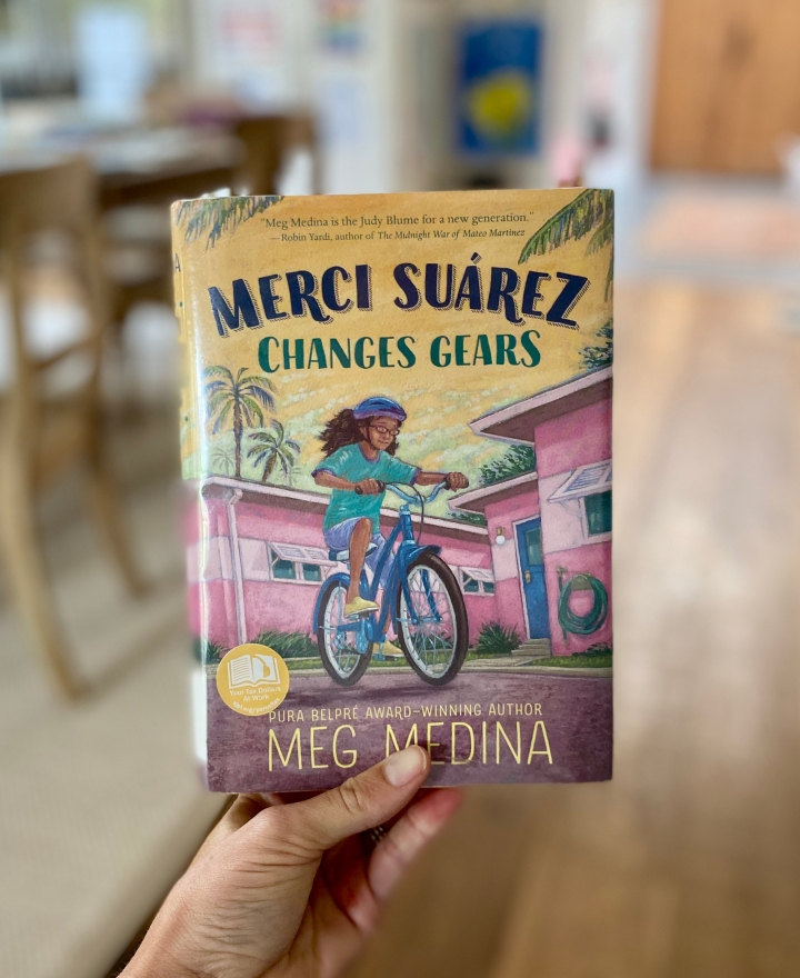 Merci Suárez Changes Gears by MegMedina