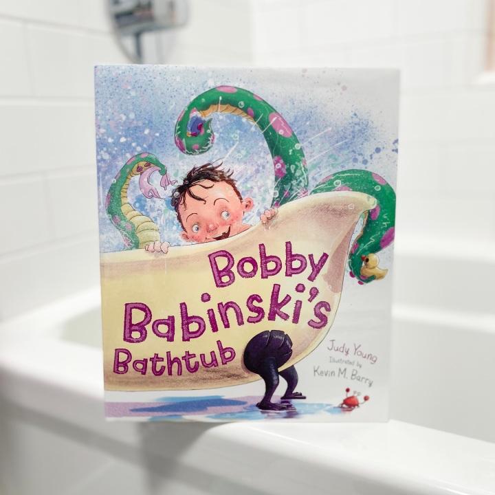 Bobby Babinski's Bathtub by JudyYoung