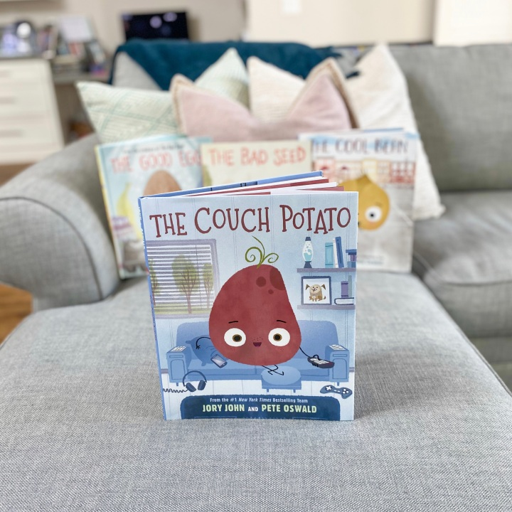 The Couch Potato by Jory John and PeteOswald