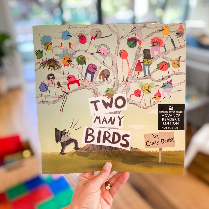 Two Many Birds by Cindy Derby — Author Interview AND a Giveaway!