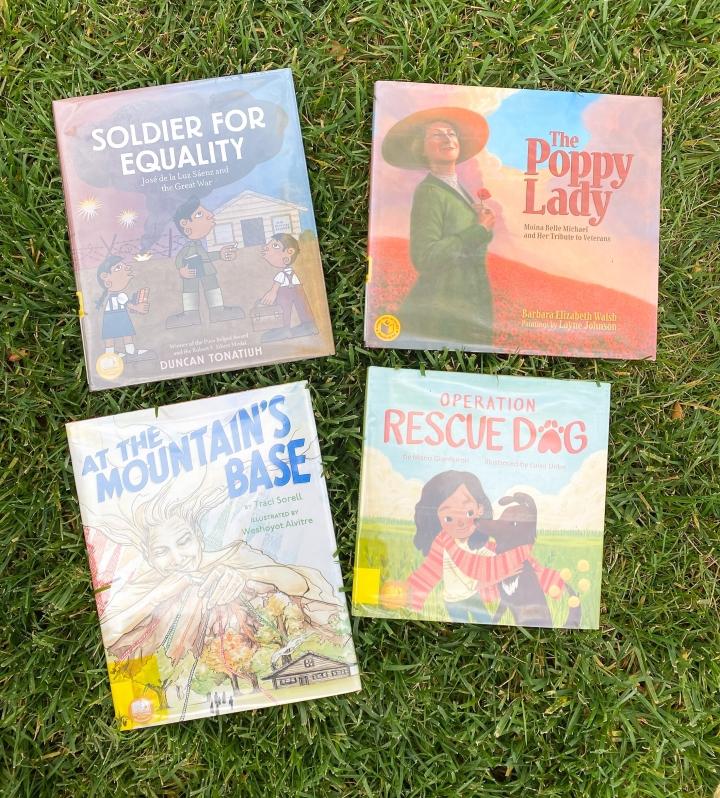 Books that Celebrate OurVeterans