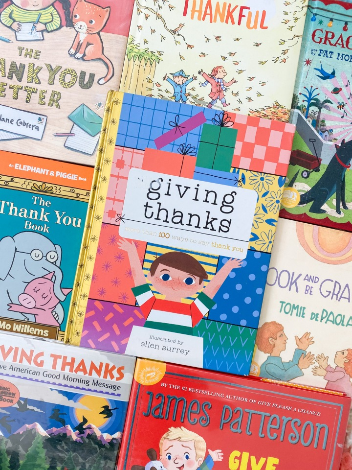 Giving Thanks: More Than 100 Ways to Say Thank You by Ellen Surrey