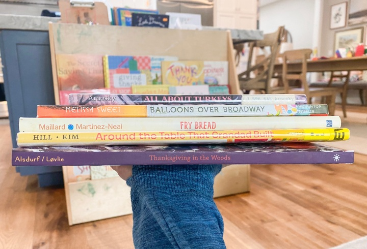 Our Favorite Thanksgiving Holiday Books