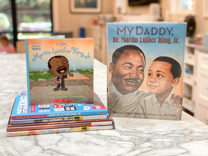 Marvelous Picture Books for Martin Luther King, Jr. Day